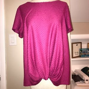 Cute Pink top